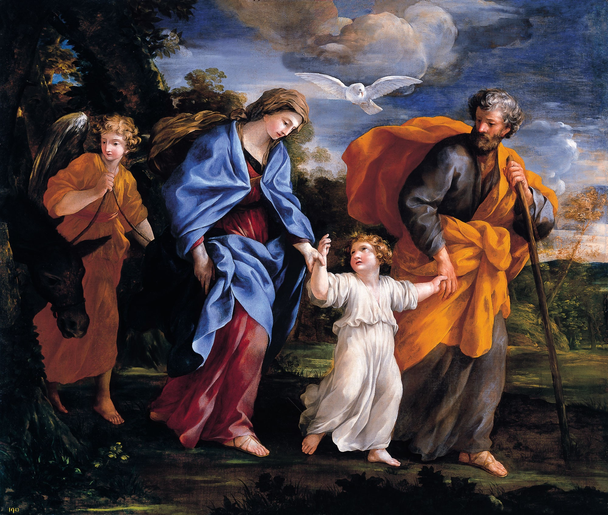 Pope Paul VI on the Feast of St. Joseph | HOMILY